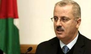عام على استقالة الدكتور رامي الحمد الله في الحكومه الاولى