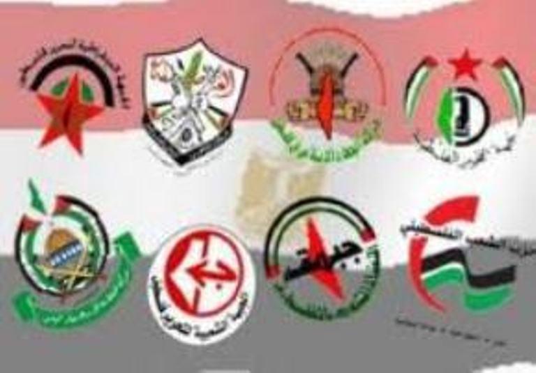 تنظيمات فلسطينه